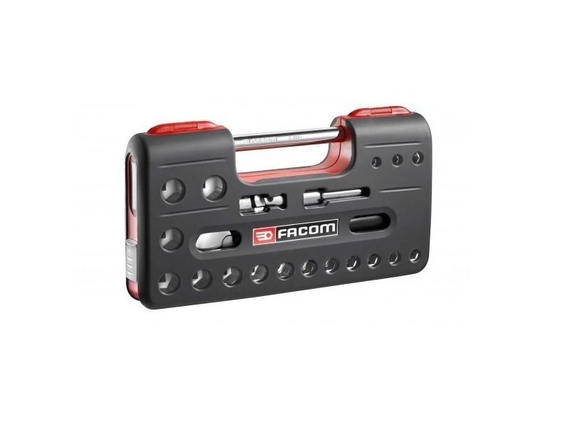 Facom Coffret Compact 1 2 Douilles 6 Pans Sl Dbox1pb