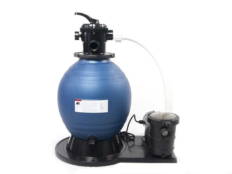 Groupe de filtration à sable complet 8.3 m3/h