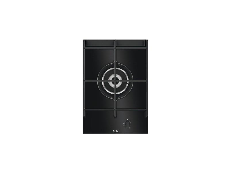 Domino gaz aeg hc411521gb (verre, noir, 36cm, 4500w) HC411521GB