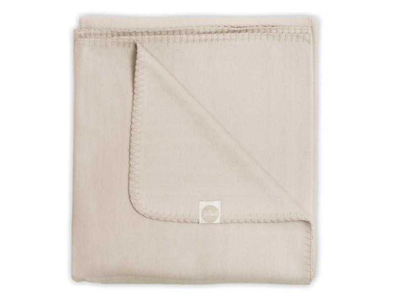 956a621925769 Icaverne - accessoires pour lits de bébé et d enfant moderne jollein  couverture 75 x 100 cm sable 514-511-64877
