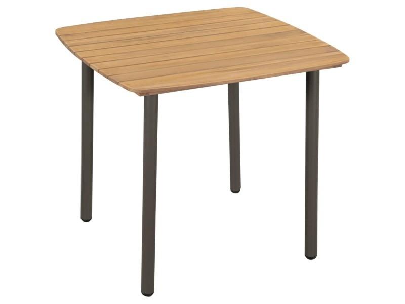 Chic meubles de jardin edition oulan-bator table d\'extérieur ...