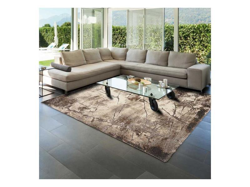 Unamourdetapis 120 x 170 cm tapis chambre solide et facile ...