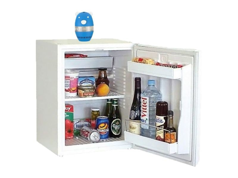 Dometic Réfrigérateur Frigo Simple Porte Mini Bar Blanc 41l