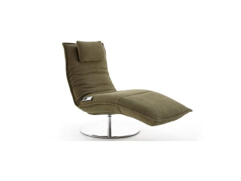 Chaise relaxation électrique tissu boy vert lazy de longue DEHe9IYW2