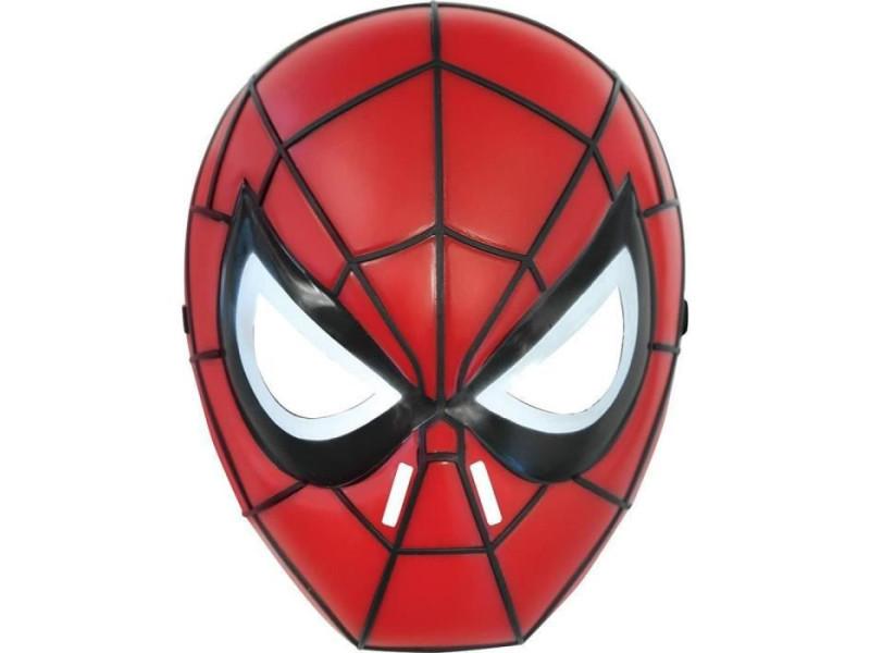 couleur attrayante style actuel Design moderne Masque rigide spiderman - Vente de RUBIES - Conforama