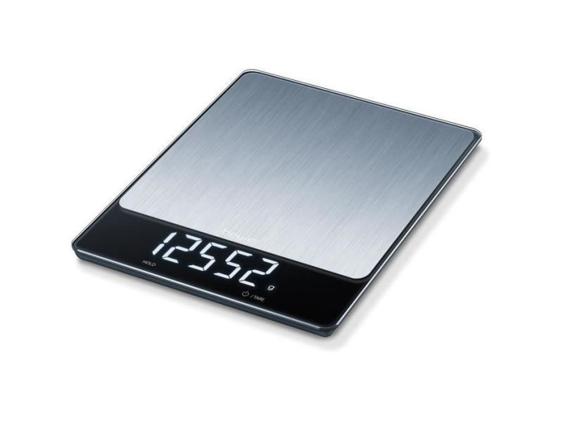 Beurer - ks 34 xl balance de cuisine en acier inoxydable BEU4211125703127