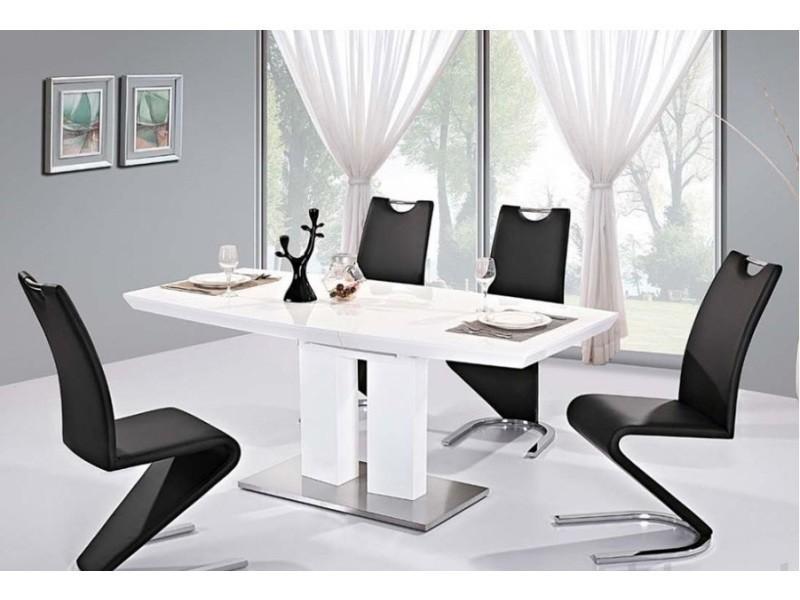 Table à manger rectangulaire extensible 140 ÷ 200 cm x 85 cm x 76 cm