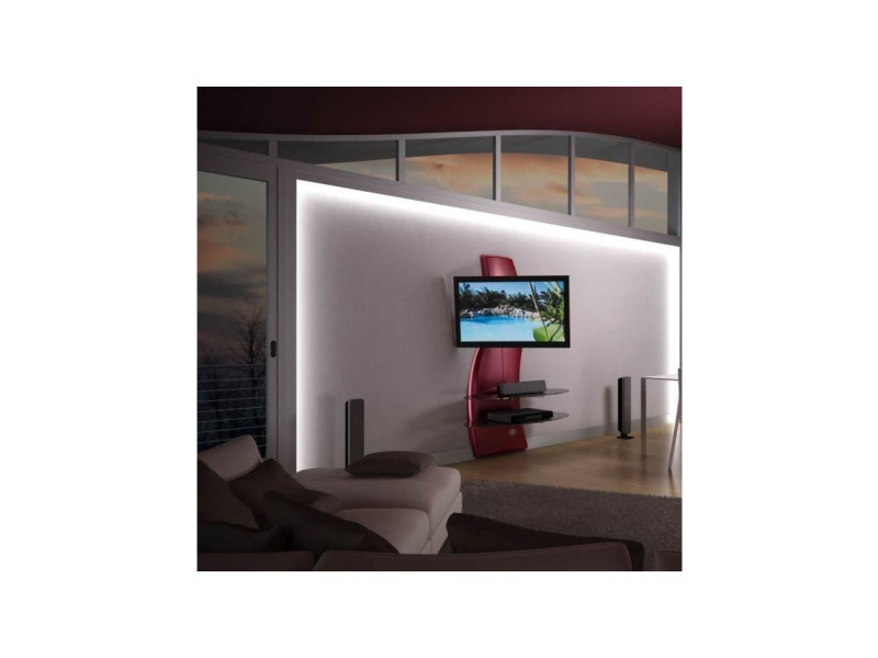 Ghost Design 2000 Rotation Meuble Tv Support Silver Vente