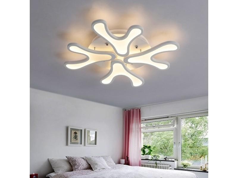 Lampe suspendue luminaire salon plafonnier moderne et simple ...