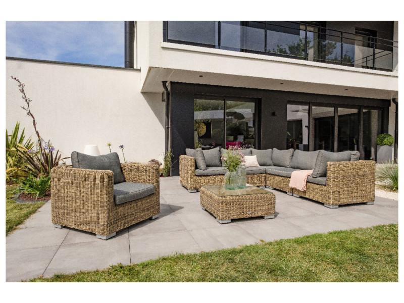 Salon de jardin en résine ronde - Vente de DCB GARDEN ...