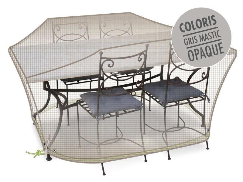 Housse de protection pour salon de jardin 190 x 120 x 70 cm - Vente ...