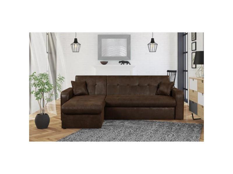 meilleur service 823f8 cde62 Canape - sofa - divan roman canapé d'angle réversible ...