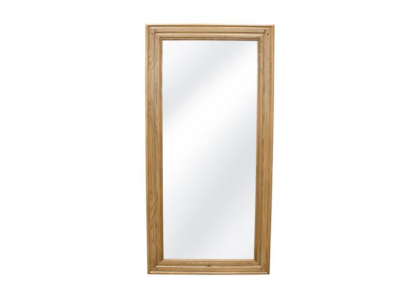 Miroir pour bahut 4 portes la bresse ch ne clair vente de hellin conforama for Miroir pour bahut