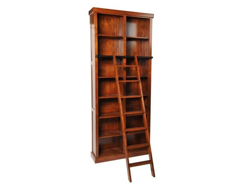 Bibliothèque échelle vente de beldeko conforama