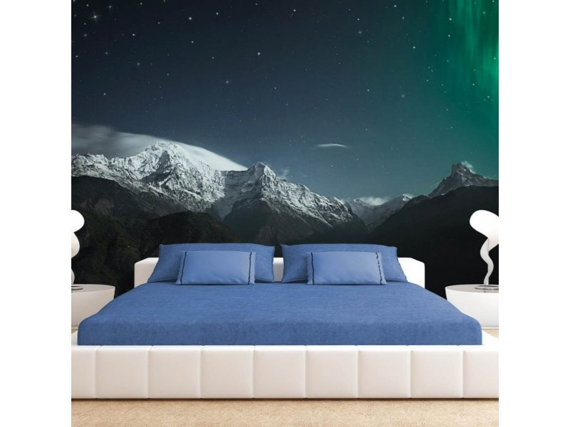 Papier peint northern lights A1-MNEW010415