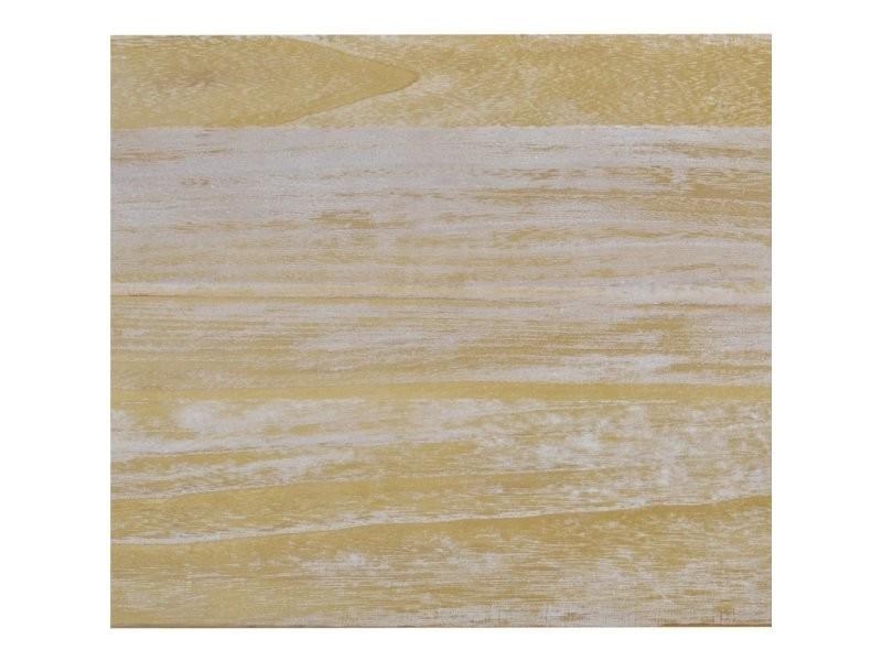design intemporel 8a5a8 d6cd7 Banquette banc coffre de rangement 100 cm blanc helloshop26 ...