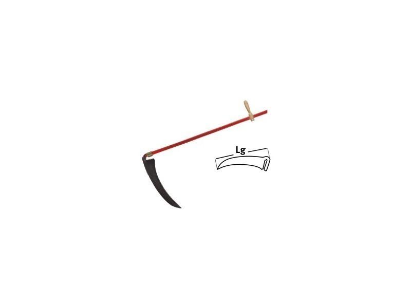 Leborgne - faux à broussailles 55cm sans manche 275550 - Vente de ...