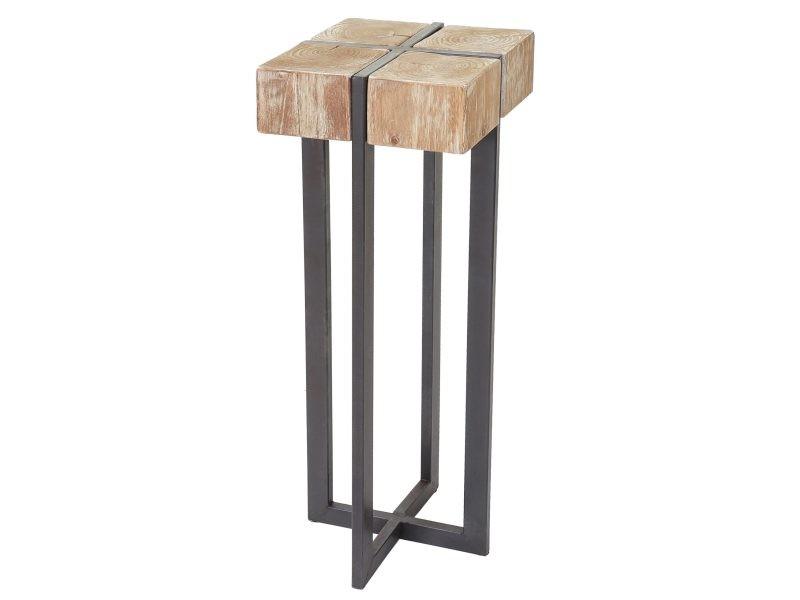 porte plante tabouret table d 39 appoint pour plante hwc. Black Bedroom Furniture Sets. Home Design Ideas