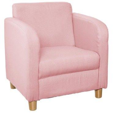en bois Breed pin club tissu fauteuil massif enfant c53jq4RLA