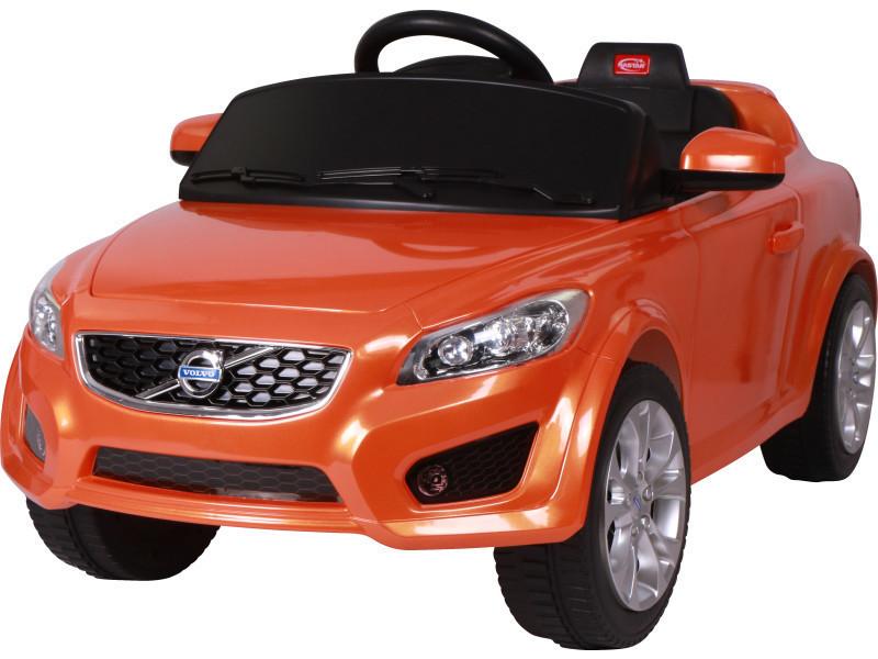 Véhicule Enfant Pour Orange F 6v C30 Volvoc30orange Volvo Électrique 13uTFKc5lJ