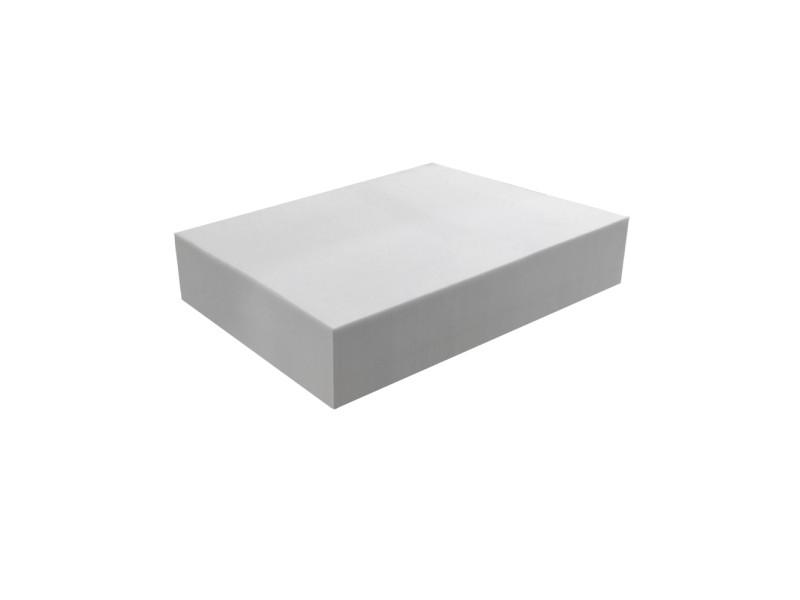 Matelas pour tous | plaque de mousse 30 kg/m³ 100x120 cm | epaisseur 15 cm 3DE.PE.30.15.1012