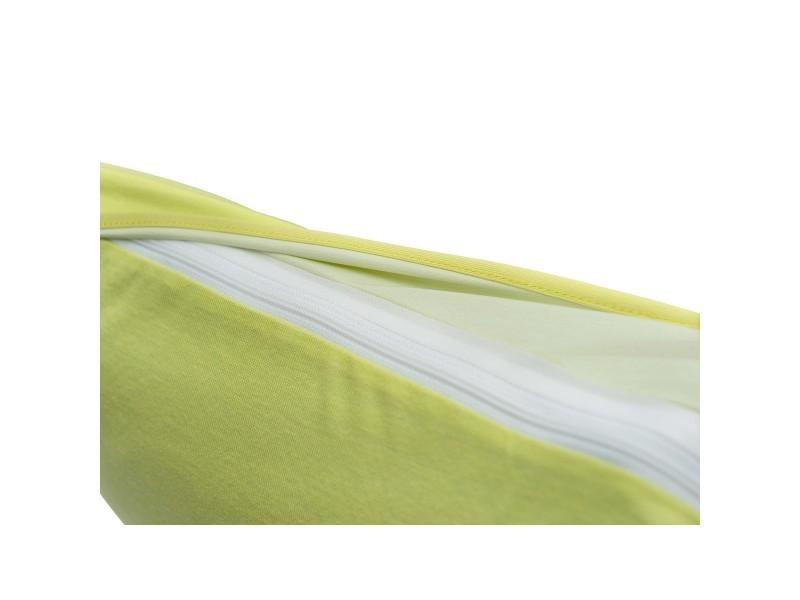 Fresh taie d'oreiller 60x40cm taupe imperméable et
