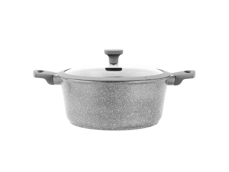 9cfe9ca9c5042 Faitout fonte d'aluminium 24cm modèle vertu ft24tfi kitchencook ...
