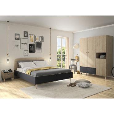 Une chambre complète selon vos attentes, c\'est avec Conforama