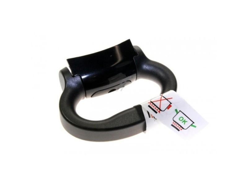 Poignee/cuve/amovible/noir pour autocuiseur seb