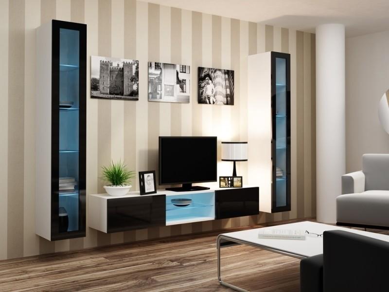 Meuble Tv Design Serra Vente De Meuble Tv Conforama