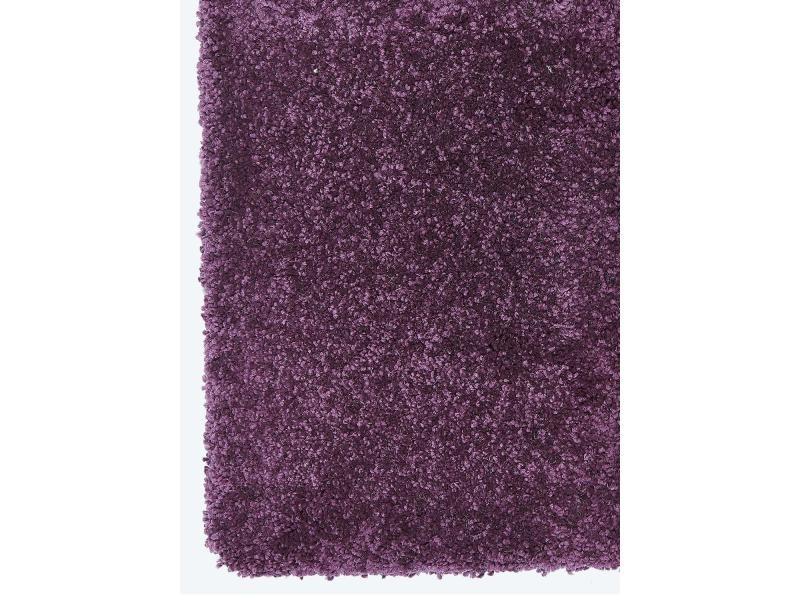 Tapis grand dimensions epaissia deluxe violet 300 x 400 cm fabriqué ...