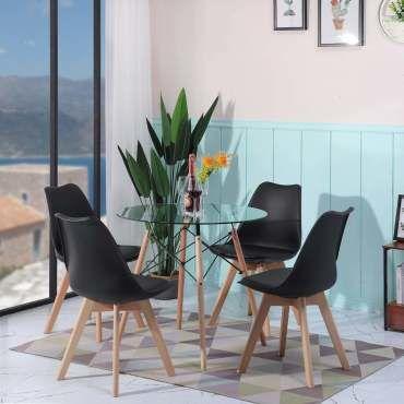 Votre table de cuisine pratique, design et selon votre