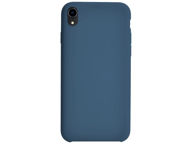 coque iphone xr soft touch