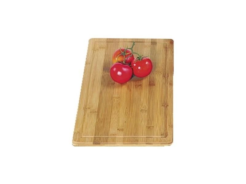 Planche à découper - bois - 50 x 28 cm