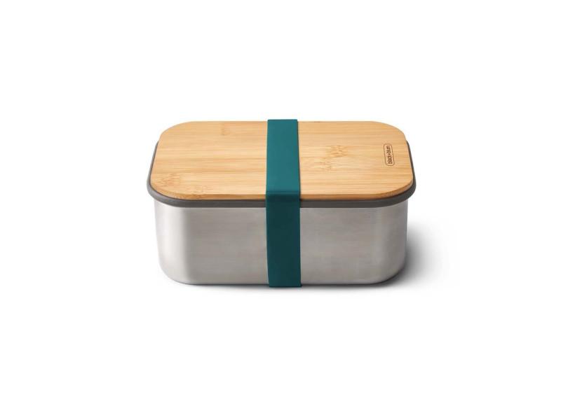 Sandwich box acier bleu océan 1.25l