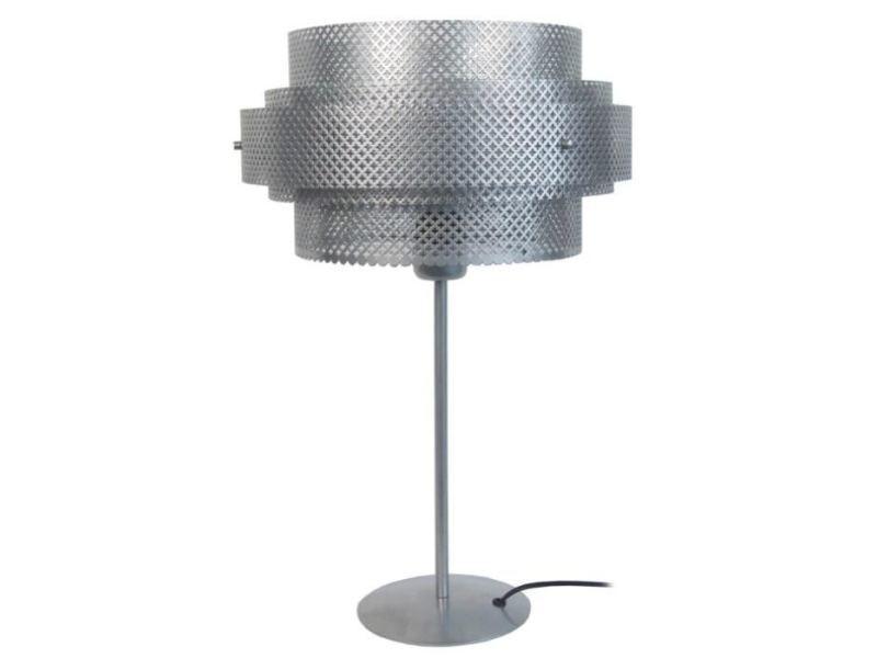 Acier A Poser Nonenta Cm Lampe 35x35x54 Aluminium 1JFcKl