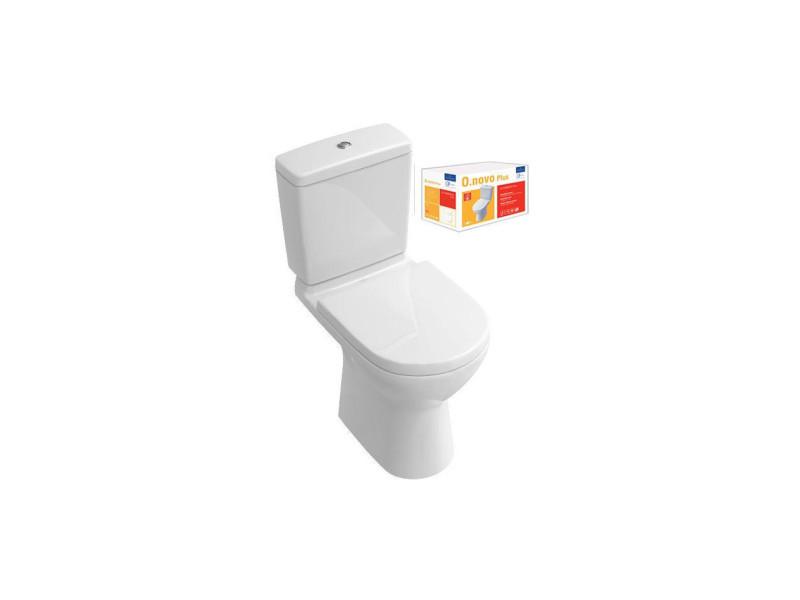 Pack wc sur pied o.novo plus sortie verticale AUC4051202081539