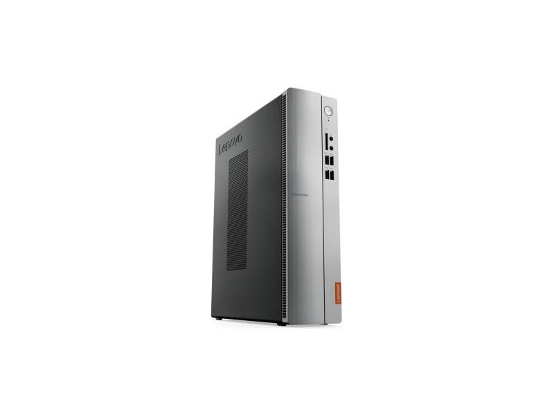 4b2d54bfeb75bd Lenovo pc de bureau ideacentre 510s-15ikl - 8 go de ram - intel core  i7-7700 - stockage de 1to hdd - windows 10 home - Vente de LENOVO -  Conforama