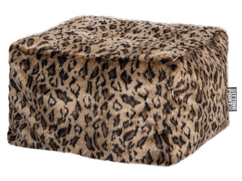 Leopard Loft Pouf Skins Vente De Conforama 7If6Ybgyv