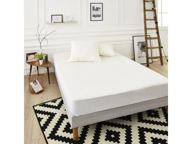 Al/èse /éponge Bambou pour lit une place 90x190