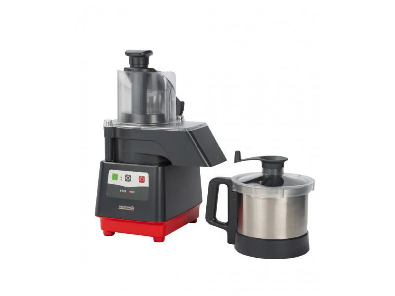 Combiné cutter et coupe-légumes prep4you 3,6 litres 1500 tr/min - dito sama