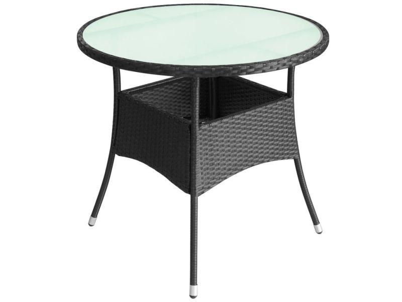 Stylé meubles de jardin famille bogota table de jardin ...
