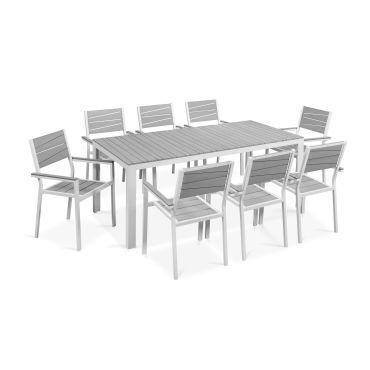 Table De Jardin 8 Places : table de jardin 8 places aluminium et polywood vente de ~ Pogadajmy.info Styles, Décorations et Voitures