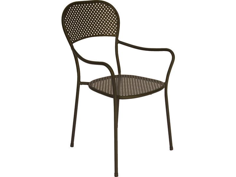 De Coloris Forgé Jardin Anthracite Chaise En Usage A Fer Gris FlK3Tc1J