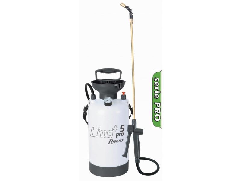 Pulverisateur professionnel a pression prealable 6.5 litres, prp053p PRP053P+