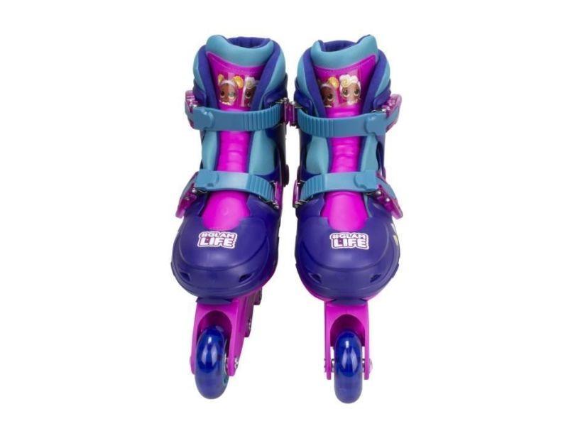 Roller in line darpeje lol rollers en ligne t2 pour enfant