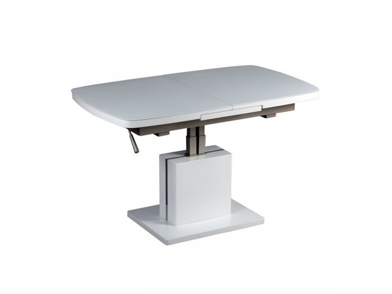 Table basse relevable extensible migac ouverte l 155 - Table basse relevable extensible conforama ...