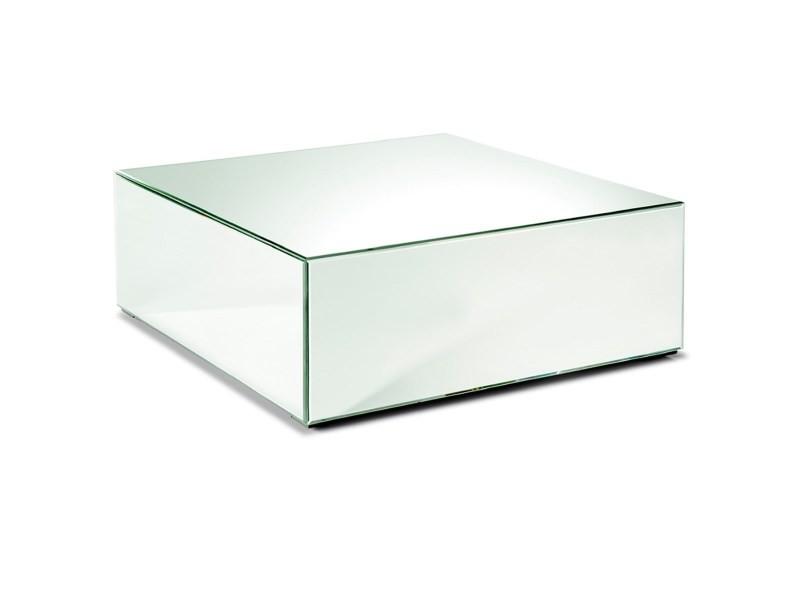 Table Basse Miroir Reflect Vente De Novatrend Conforama