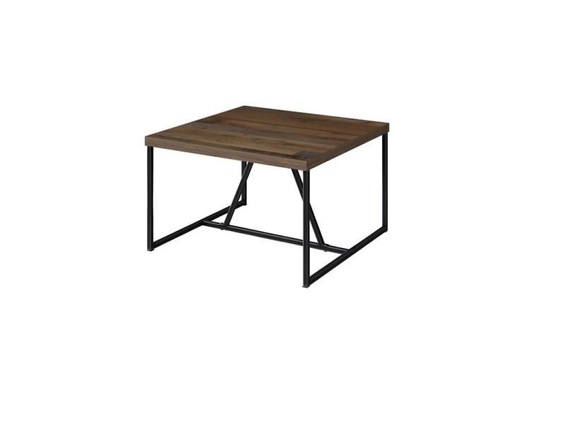 Table basse carrée devine 67 cm