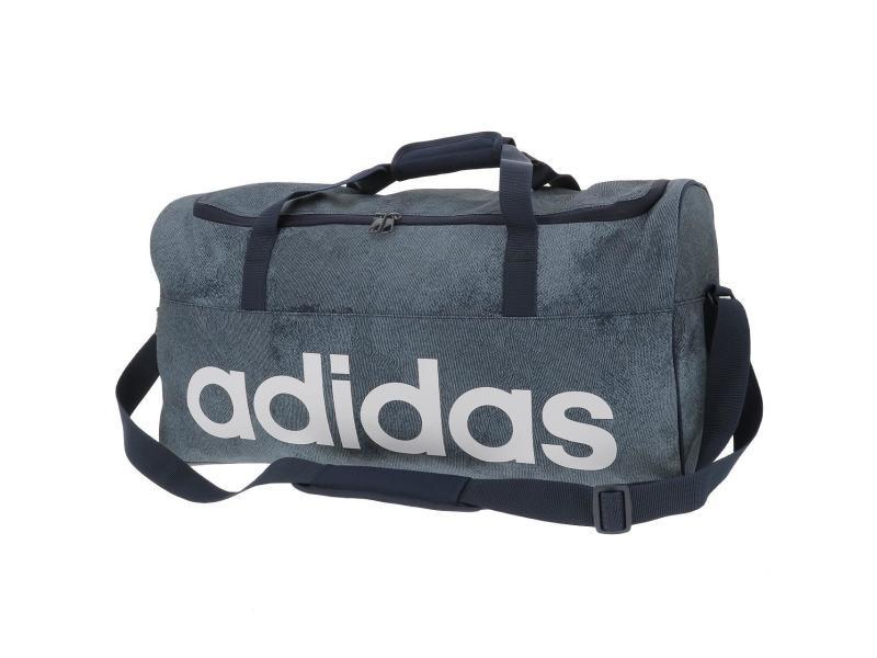 7cf28aead7 Sac de sport adidas lin per tb m acier brut gris 46716 taille : uni ...